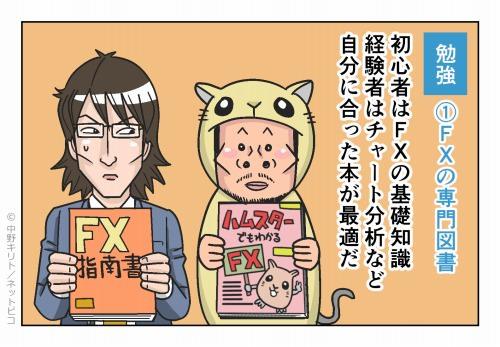 勉強①FXの専門図書