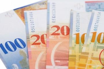 スイスフランは有事と金相場で動く