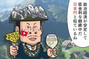 スイスフラン(CHF)- 日本円と同じ安全通貨!金利はマイナス1%以下が続く