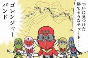 【漫画】第51話「ボリンジャーバンドの見方!バンドの形で4つの使い方がある」