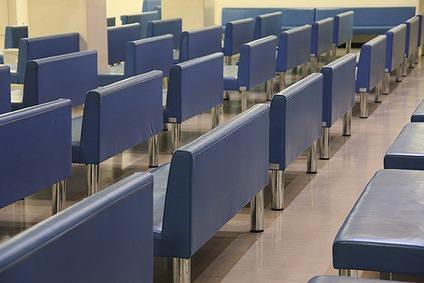 第1回失業認定日で求人票を見る