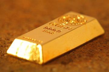 金地金(ゴールドバー)- 現物購入は1kg600万円前後が必要