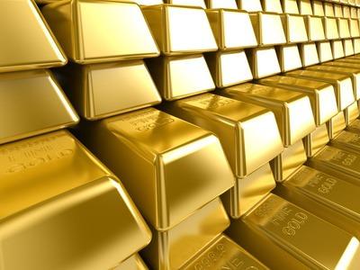 金投資① ゴールドバー