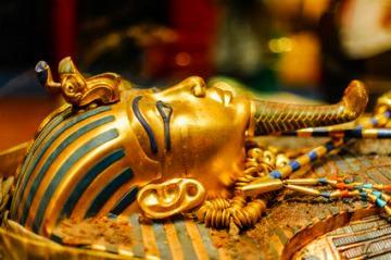 ツタンカーメンの黄金マスク