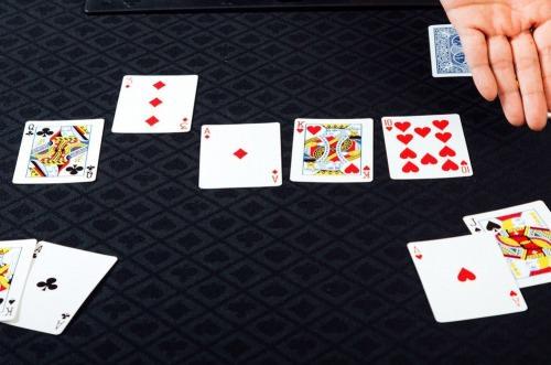 カジノのポーカーが上達する方法