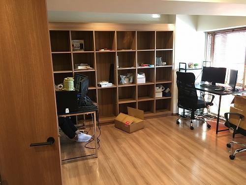 福岡の新事務所