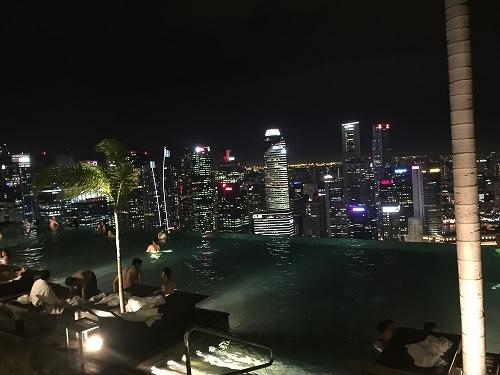 少し前に訪れたシンガポール