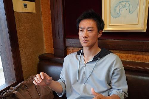 不動産投資家の鎌田圭輔さん