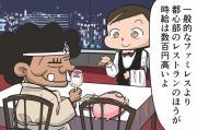 レストランホールの副業 - アルコールがメインの店は高時給!都心は1,500円以上