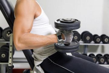 筋トレで筋肉そのものを大きくする