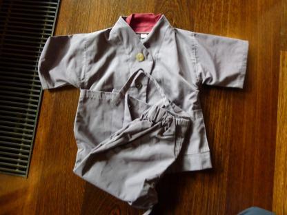 子供用作務衣